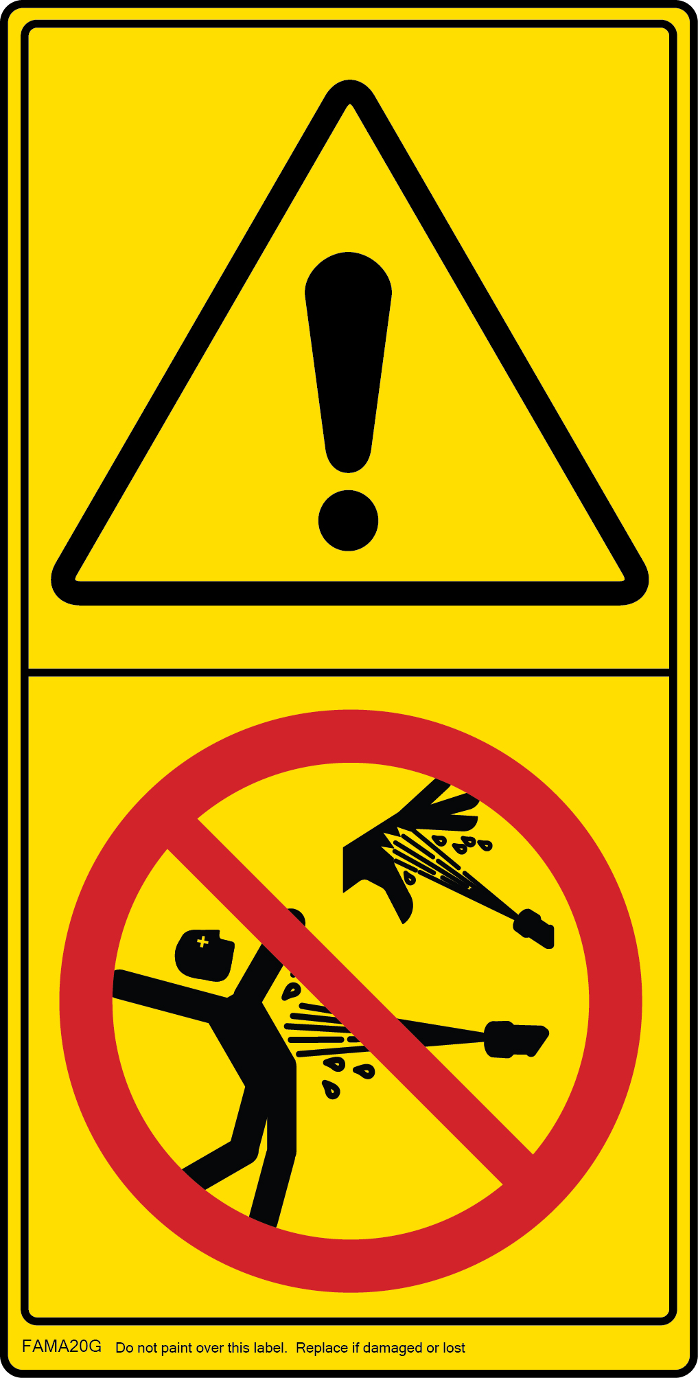 Electronic Stability Control >> SAFETY SIGN ARTWORK – FAMA